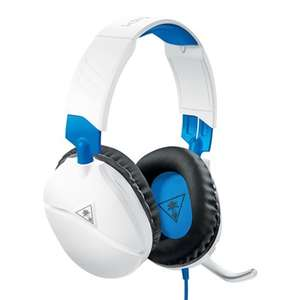 Turtle Beach Recon 70P White/Blue Gaming Headset £22.94 Delivered @ Box