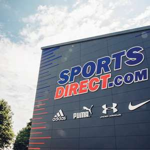 10% Discount with Voucher Code @ Sports Direct