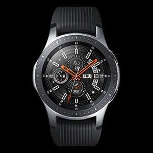New Sealed Samsung Galaxy Watch SM-R800 46mm Black / Silver Case Classic £219.99 ebay / mobiledealsuk
