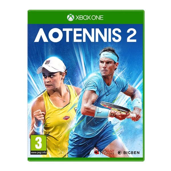 AO TENNIS 2 - £34.19 (XBOX/PS4) @ 365games