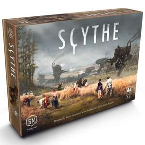 Scythe Board Game £44.99 with code @ 365games