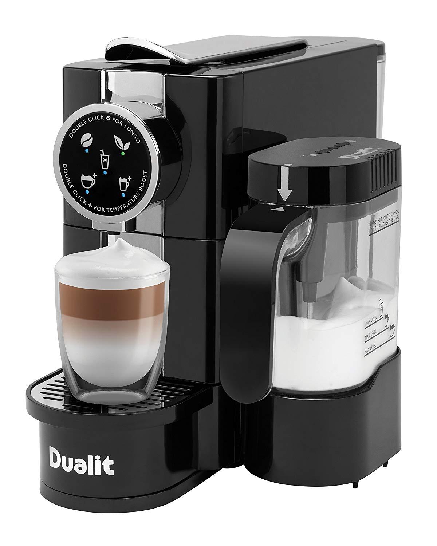 Dualit Cafe Cino Coffee Machine Used, Acceptable - £52.29 @ Amazon Warehouse