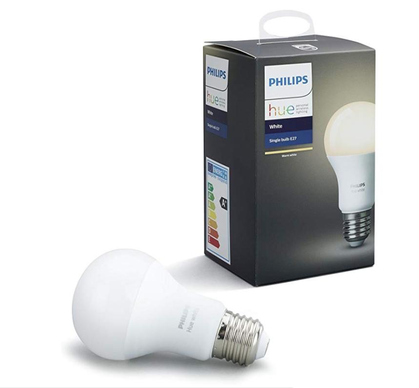 Hue White Bulb - Used like New £8.77 prime / £13.26 non prime @ Amazon warehouse