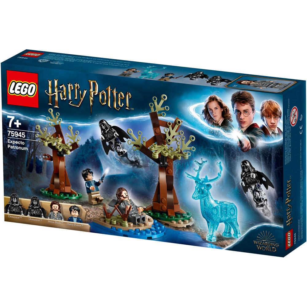 LEGO 75945 Harry Potter Expecto Patronum Set £8 (Prime) / £12.49 (non Prime) at Amazon