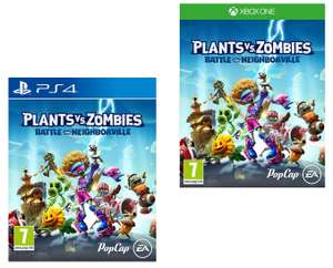 Plants vs Zombies Battle for Neighborville (PS4 / Xbox One) - £18.95 delivered @ The Game Collection