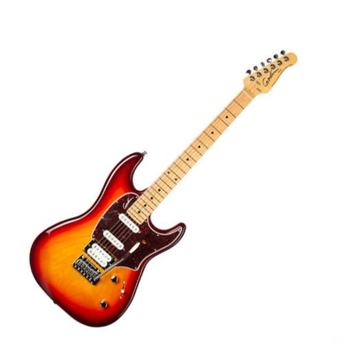 Godin Session Ltd Cherry Burst HG MN Electric guitar - Tru-Loc Tremolo / Seymour Duncan Custom SH-11p - Approx £655 Delivered @ Thomann