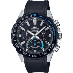 Casio Mens Edifice chronograph watch EFS-S550PB-1AVUEF for £99 delivered @ Watches2U