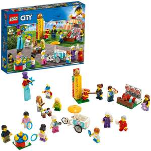LEGO 60234 City Town People Pack - Fun Fair now £20 delivered at Amazon