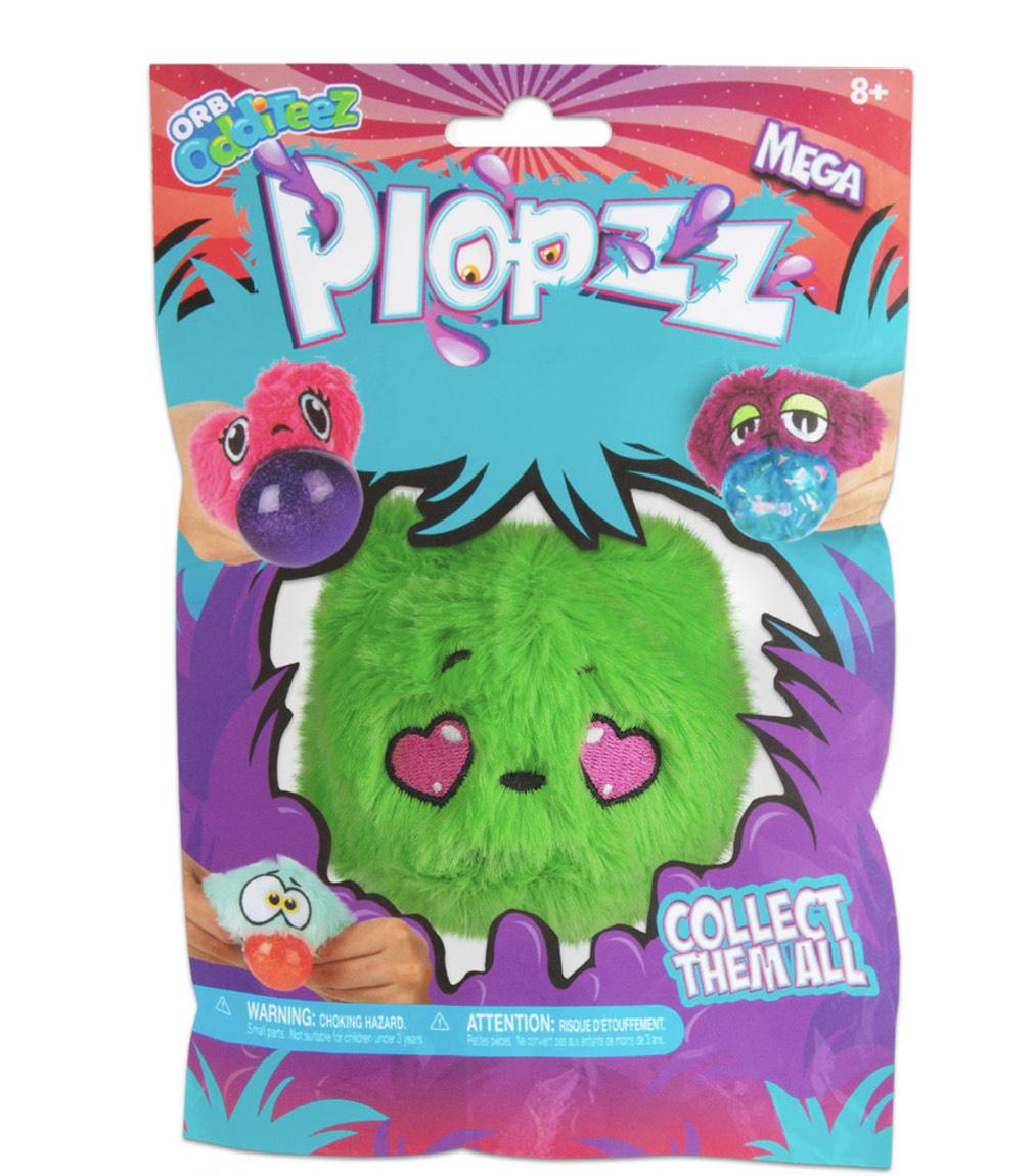 Odditeez Plopzz Mega Soft Toy £0.70p each @ Sainsburys Longstone