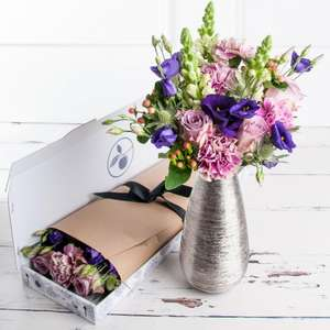 20% off Mothers Day Bouquets Early bird offer with voucher Code @ Appleyards flowers