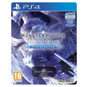 Monster Hunter World Iceborne Master Steelbook Edition (Xbox One) £31.71 / (PS4) £33.38 Delivered @ 365games
