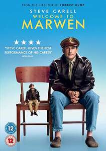 Welcome to Marwen (Blu-ray) [2018] [Region Free] £3.49 (Prime) / £6.48 (non Prime) at Amazon