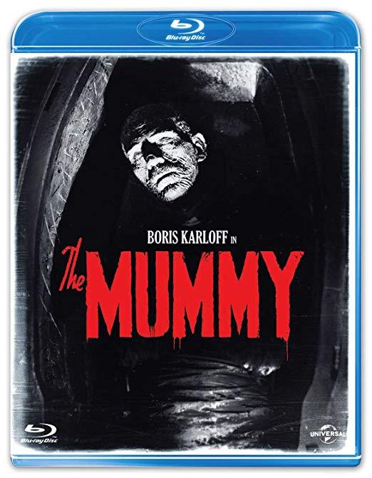 The Mummy [Blu-ray] [1932] [Region Free] £3.99 prime / £6.98 non prime @ Amazon