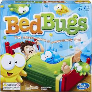 Hasbro Bed Bugs game £2.70 in-store at Sainsburys in Chesterfield.