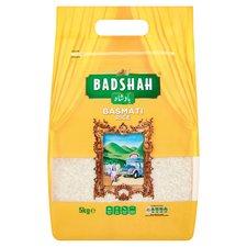 Badshah Superior Aged Basmati Rice 5Kg for £6.50 at Tesco