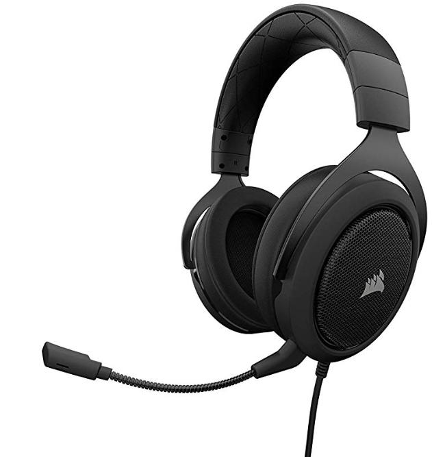 Corsair HS60 Gaming Headset/Headphones (Renewed) £39.95 @ Amazon