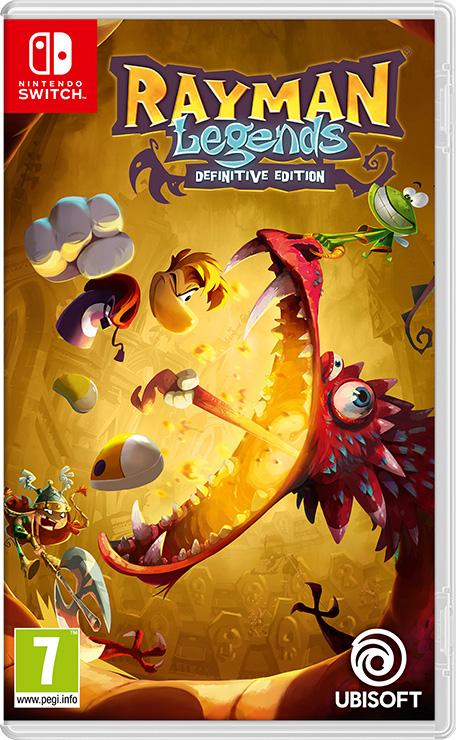 [Nintendo Switch] Sale - eg Rayman Legends Definitive £7.49, Child of Light Ultimate Edition £4.80, Trials Rising £7.99 @ Nintendo eShop