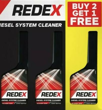 Redex multipack £3 at Tesco Haverfordwest