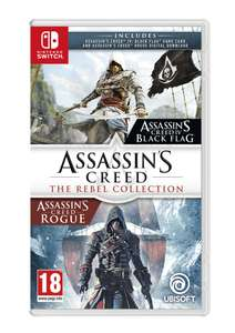 Assassin's Creed: The Rebel Collection on Nintendo Switch for £24.85 Delivered @ Simplygames
