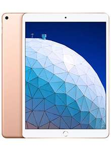 Apple iPad Air (10.5-inch, Wi-Fi, 64GB) - Gold for £396.89 (£385.45 with fee free card) Delivered @ Amazon France