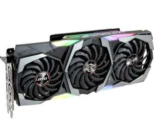 MSI GeForce RTX 2080 SUPER 8GB GAMING X TRIO - £647.93 @ CCL Ebay