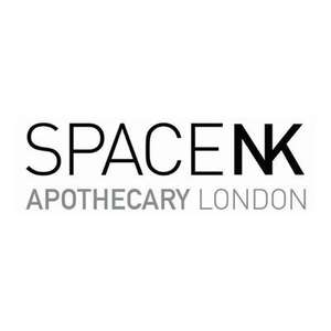 Enjoy £15 off every £60 spent today at Space NK