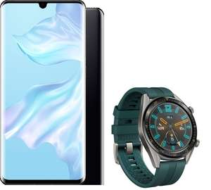 *Effectively £23.66/month + free Watch* Huawei P30 Pro, 100gb Data, £42 a month (24 months) before cashbacks @ Mobile Phones Direct