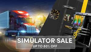 Simulator Sale @ Humble Bundle deals include: Plague Inc (60% off) £4.79, Ace Combat 7 (50% off) £24.99, Goat Simulator (75% off) and others