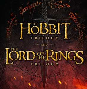 Middle-earth Extended Editions 6-Film Collection HD (Lord of the Rings and the Hobbit trilogies + iTunes extras) £44.99 at iTunes Store
