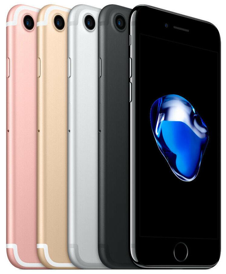 APPLE iPhone 7 32GB Grade Good All Colours £128.96 at buyur eBay