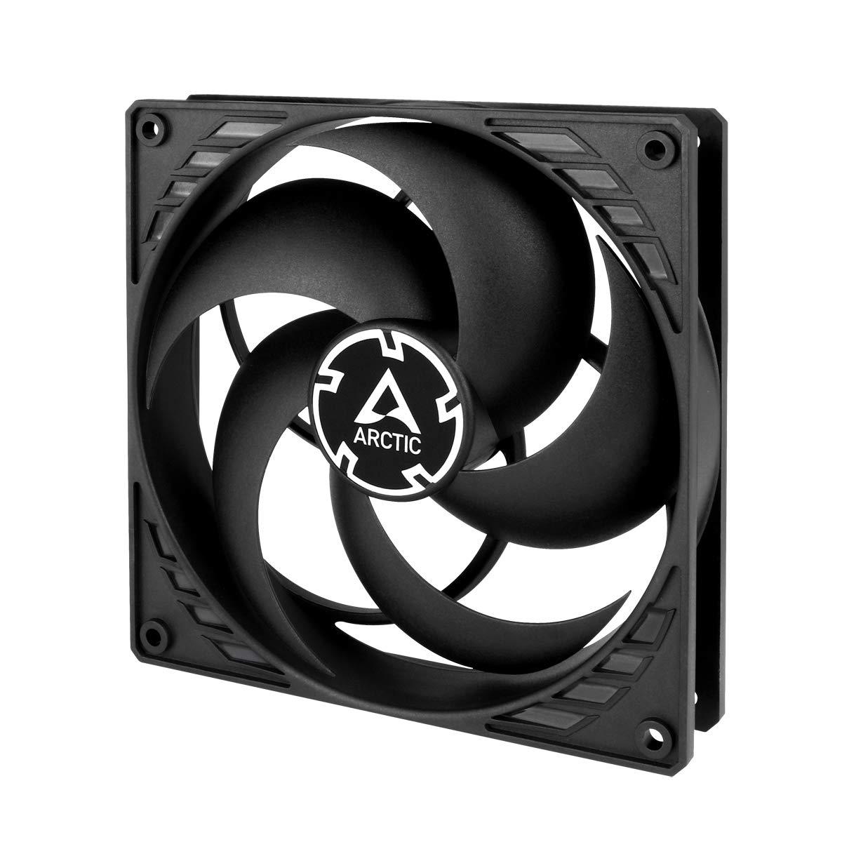 Arctic P14 Silent - Pressure-optimised Extra Quiet 140mm Fan, £5.48 at Amazon (+£4.48 non prime)