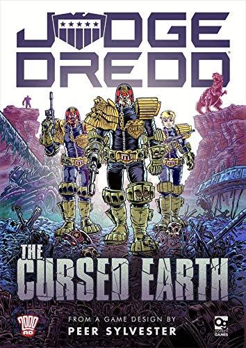 Judge Dredd & the Cursed Earth £15.26 Prime / £18.25 Non Prime at Amazon