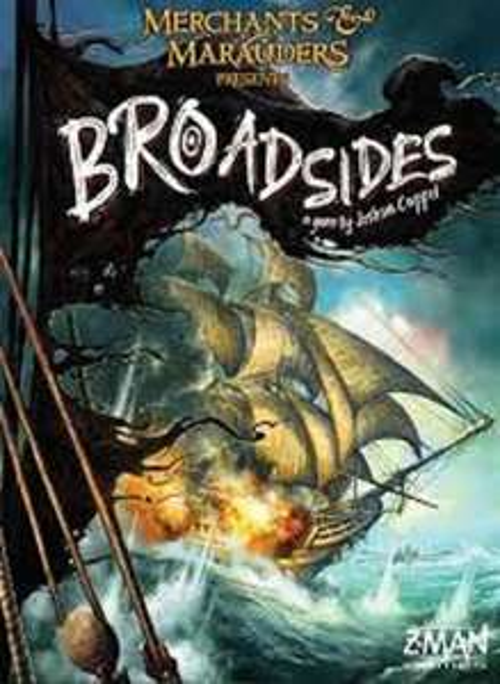Merchants & Marauders: Broadsides Board Game £12.90 @ Stevescollectableslimited eBay