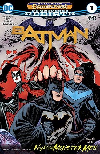 Batman Halloween Comic Fest Special Edition (2017) #1 (Batman (2016-)) Kindle & comiXology - Free @ Amazon