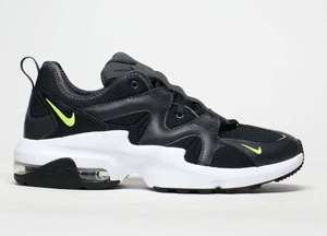 Nike Air Max Graviton Trainers now £39.99 Black / White sizes 7, 9, 10, 12 Black / Black sizes 3- 6 @ Schuh Free C&C or £1 p&p
