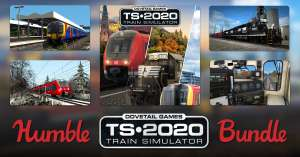 [Steam] Humble Train Simulator 2020 Bundle - From 71p - Humble Store