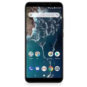 "Xiaomi Mi A2 Black 5.99"" 128GB 4G Dual SIM Unlocked & SIM Free £149.97 @ Appliances Direct (Free Click & Collect)"