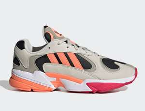 Adidas Yung 1 Trainers now £29.99 - sizes 6 up to 12 @ Schuh - Free Click & Collect or £1 Postage