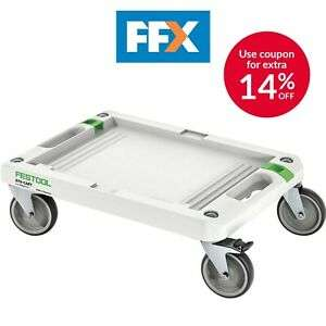 Festool 495020 RB-SYS SYS-CART Roller Cart for Systainer and Sortainer £41.02 (using code) @ FFX / Ebay