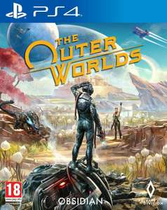 The Outer Worlds PS4 / Xbox One £24.99 Delivered @ eBay BossDeals