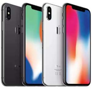 Apple iPhone X Smartphone 256GB In Grade B Condition £335.89 With Code @ ioutlet Extra / Ebay