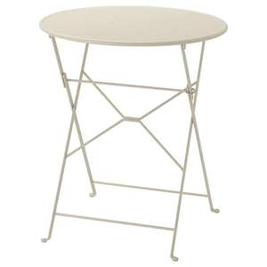 SALTHOLMEN Outdoor Foldable Chair £15, Table £19 - H71 cm W65 cm IKEA - Family Price