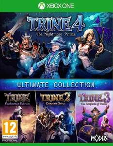 Trine Ultimate Collection (Xbox One) for £18.99 Delivered @ Go2games