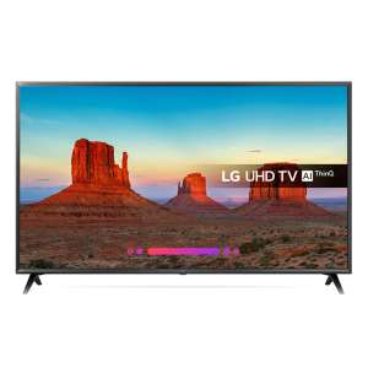 LG 65UK6300PLB 65 Inch Ultra HD, 4K HDR, Freeview Play, Smart, LED TV - Black - £479 @ PRC Direct