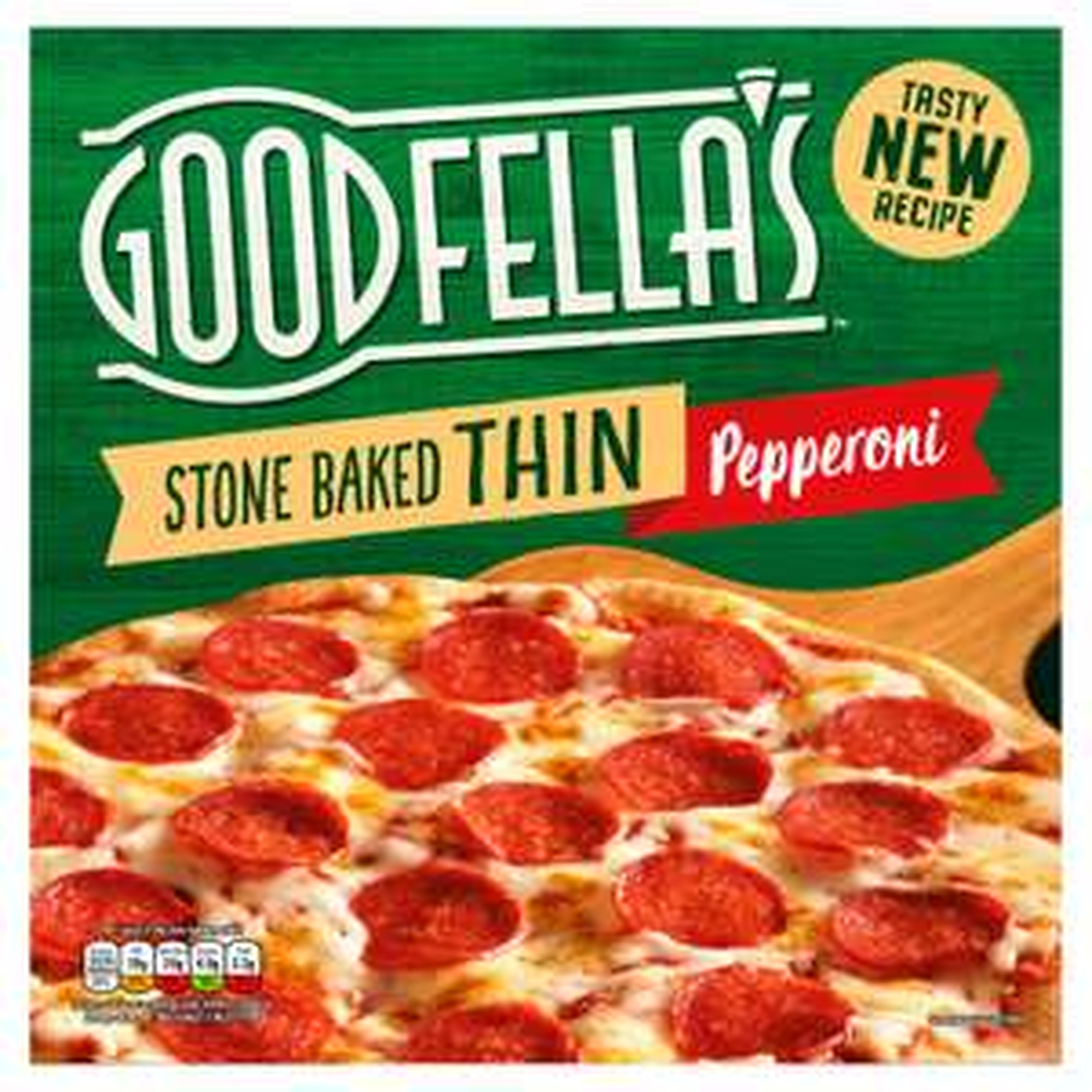 Half Price Goodfellas Pizza - Iceland - £1
