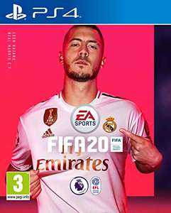 FIFA 20 (Xbox One, PS4, Switch) £34.99 / £29.99 + £15 Cashback at TCB (New Sign Ups) @ Game