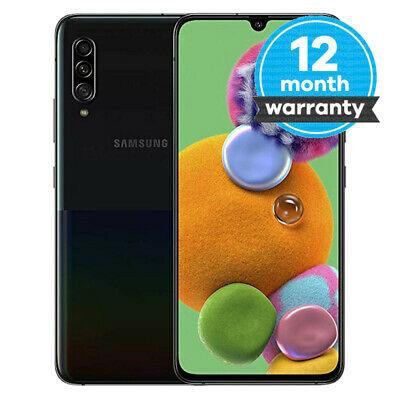 Samsung Galaxy A90 5G (SM-A908B) - 128GB - Black - (Vodafone) - Smartphone - (A) Seller Refurbished £318.19 with code @ musicmagpie ebay