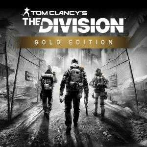 The Division gold edition PS4 £12.99 @ PSN