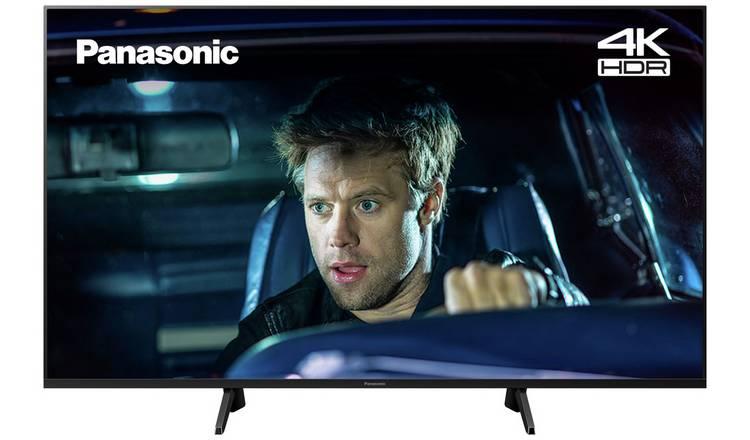 Panasonic 50 Inch TX-50GX700B - £399 or 58 Inch TX-58GX700B - £449 Smart 4K HDR LED TV @ Argos