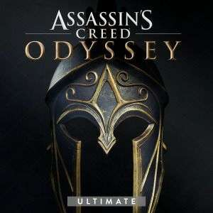 Assassins creed odyssey ultimate edition ps4 £34.99 PSN